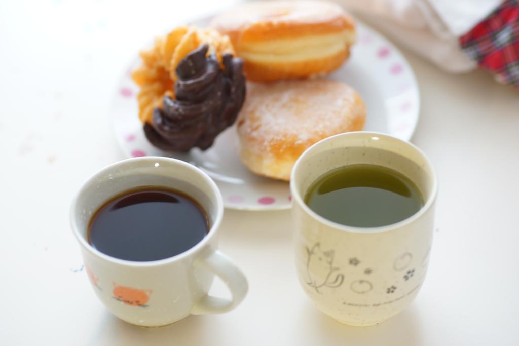 緑茶か紅茶か? その2